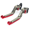 CNC Aluminum Motorcycle Shorty Levers For Honda CB 600 F Hornet