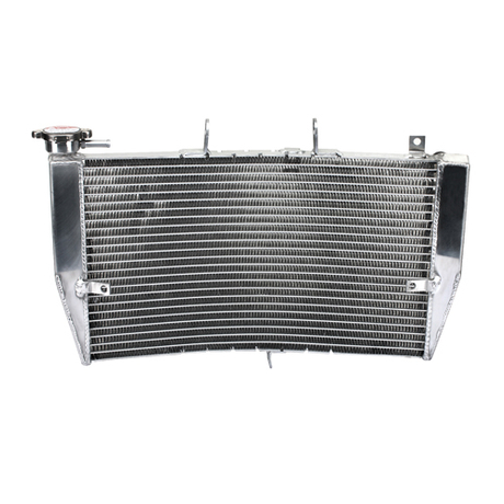 Tig Welded Motorcycle Aluminum Radiators For Sale