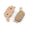 Organic Replacement Brake Pads For Motorcycles