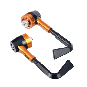 7 / 8 Inch Adjustable Motorcycle Brake Clutch Lever Guard Protection
