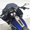 16 Inch Ape Hangers Motorcycle Handlebars For Harley Davidson