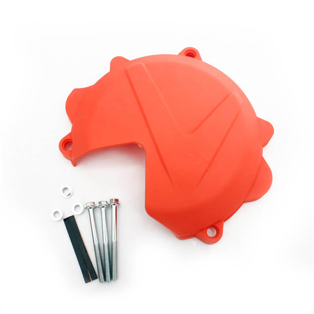 ABS Plastic Motorcycle Engine Clutch Cover Protection For KTM