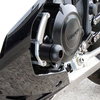 Hard Plastic Motorcycle Engine Case Covers