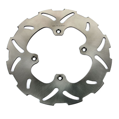 Stainless Steel solid Motorcycle Brake disc