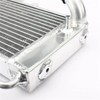 Aftermarket High Perfermance Aluminum Water Cooling street bike Radiators for sale