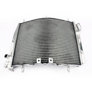 China Manufacture Custom Motorcycle Aluminum Water Cooling Radiator