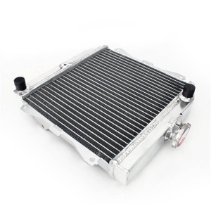 Custom Best Aluminum ATV Radiators For Honda