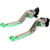 Best Aluminum Alloy Adjustable Motorcycle Levers