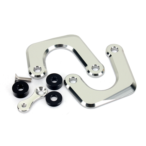 Anodized Aluminum Motorcycle Racing Hooks For Street Bike