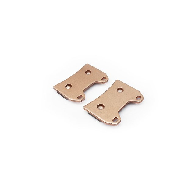 Custom Motorcycle Sintered Brake Pads for most of street bike