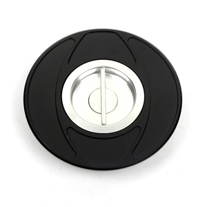 Anodized Aluminum Alloy 6061 Gas Caps For Motorcycles