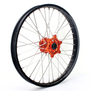 Custom KTM Front Spoke Wheels
