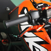 Aftermarket unbreakable motorcycle levers