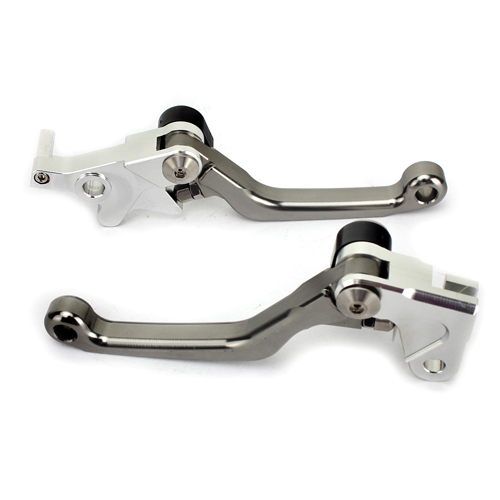 Custom Aluminum MX Brake Clutch Lever