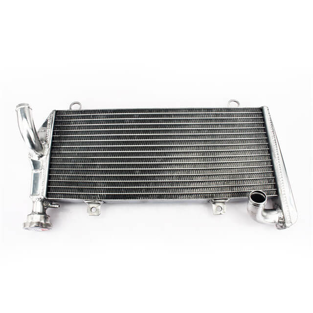 Tarazon High Quality all Aluminum water cooling Motorcycle Radiators for sale