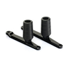 Hard Plastic Motorcycle Frame Sliders For Street Bike