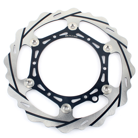 Wave Floating Motorcycle Front Brake Disc For KTM