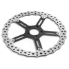 13'' 14'' 15'' Big brake rotor oversize floating brake disc kit for harley dyna softail touring