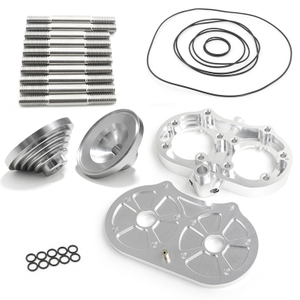 Wholesale Aluminum ATV Cool Head Domes and O-Ring Kits