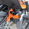 CNC Billet Motorcycle Frame Slider Crash Protectors