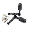 Aluminum Alloy and POM Frame Slider For Motorcycle