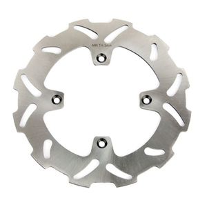 Lightweight 200MM Motorcycle Rear Brake disc