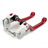 Unbreakable Folding Dirt Bike Brake Clutch Lever