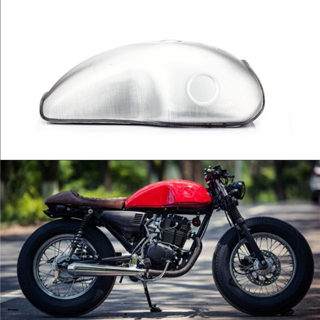 Motorcycle Steel Fuel Gas Tank For Yamaha XJR400