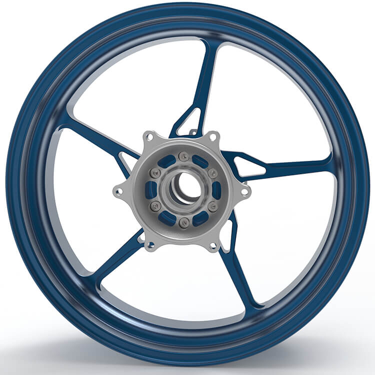 High Performance Motorcycle Forged Wheels for Sale